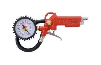 Пневмопистолет для подкачки колес Intertool - 10bar пакет