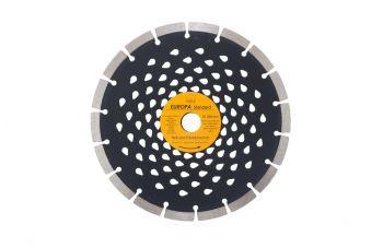 Диск алмазный Aceca - 230 x 22,2 мм сегмент (капля)