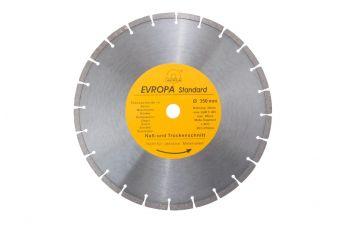 Диск алмазный Aceca - 350 x 32 мм сегмент