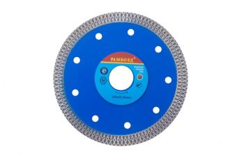 Диск алмазный Aceca - 125 x 22,2 мм турбо синий