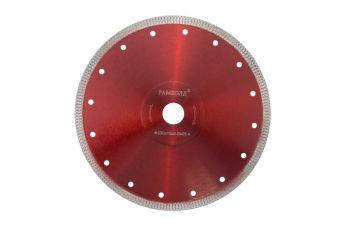 Диск алмазный Aceca - 230 x 25,4 мм турбо красный