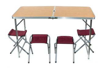 Комплект мебели для пикника D&T - 5 ед.