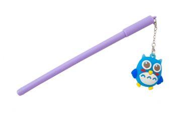 Ручка гелевая подарочная Elite - сова EL-10994