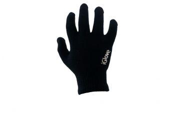 """Перчатки для сенсорных экранов PRC iGlove - 9"""" x 10"""" черные"""